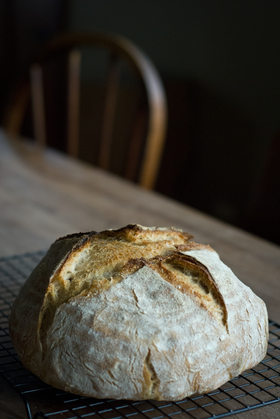 Sourdough version 1-3