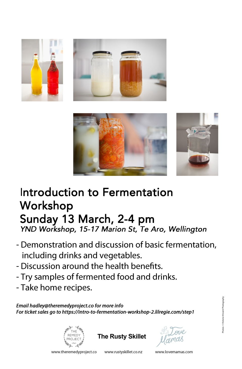 fermentation poster 13 March